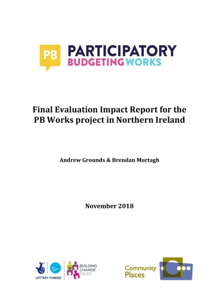 PB Works Project - Evaluation and Impact Report