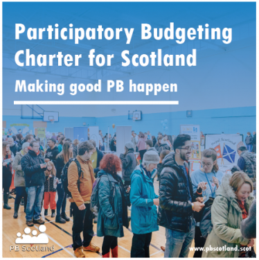 New Participatory Budgeting Charter for Scotland